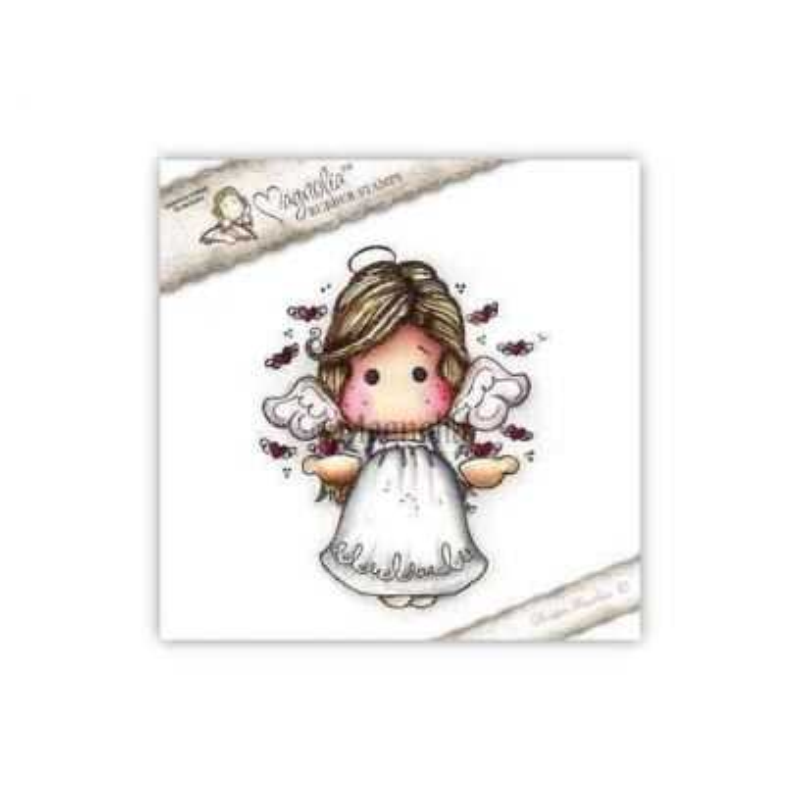 Timbro Magnolia - Miracle Love Tilda - 1