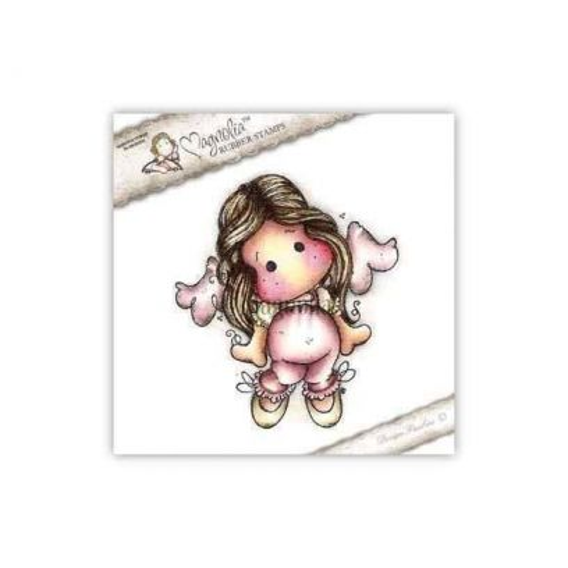 Timbro Magnolia - Sweetness Angel Tilda - 1