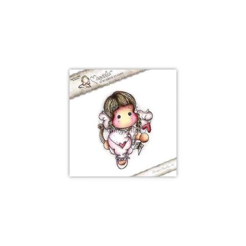 Timbro Magnolia - Cupid Angel Tilda