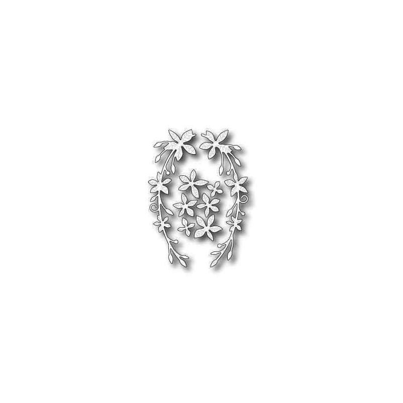Fustella Corona di Fiori - Seraphine Laurel - 1