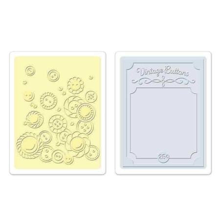 Fustella Centrino - Thinlits Frame Layers & Flower 2 -
