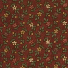 "Tessuto Patchwork - Kansas Troubles Basic ""Red"" 9054 12 - 1"