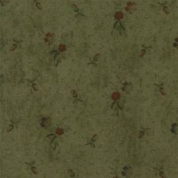 "Tessuto Patchwork - Kansas Troubles Basic ""Green"" 9165 19 - 1"
