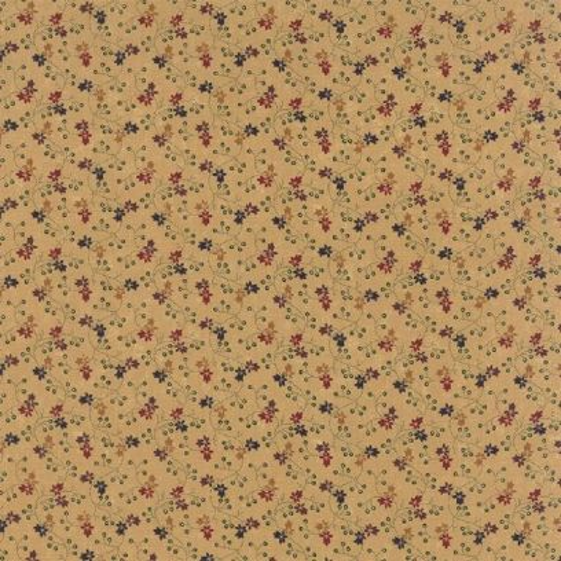 Tessuto Country - Bees'n Blooms 9492 11 - 1