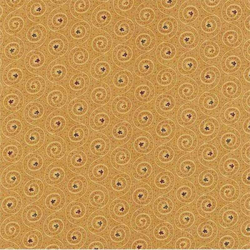 Tessuto Country - Bees'n Blooms 9496 11 - 1