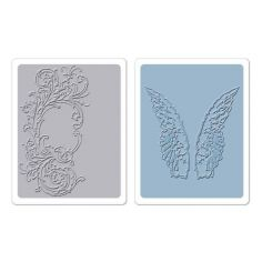 Fustella Tag e Etichette - Thinlits Ornate Labels -