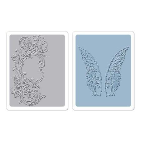 Fustella Tag e Etichette - Thinlits Ornate Labels -