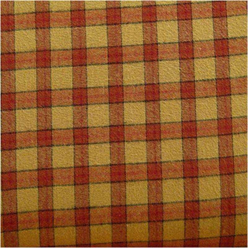 Tessuto Tinto in Filo Flanellato - Hickory Ridge 2668 - 1