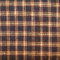 Tessuto Tinto in Filo Flanellato - Hickory Ridge 2664 - 1