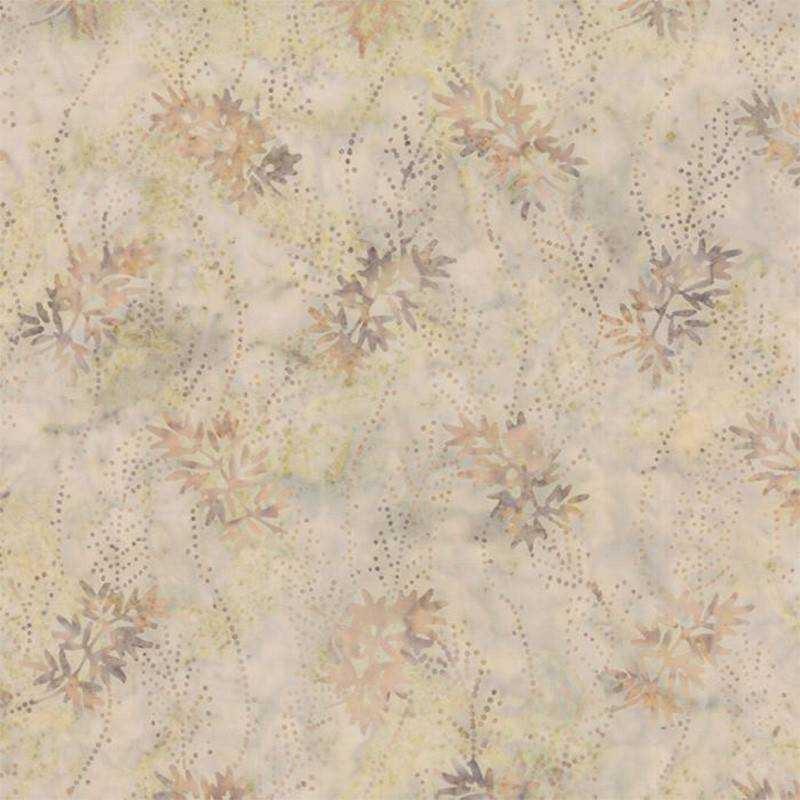 Tessuto Batik - Blue Barn Batiks Winter White 42279 16 - 1