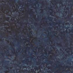 Tessuto Batik - Blue Barn Batiks Indigo 42279 47 - 1