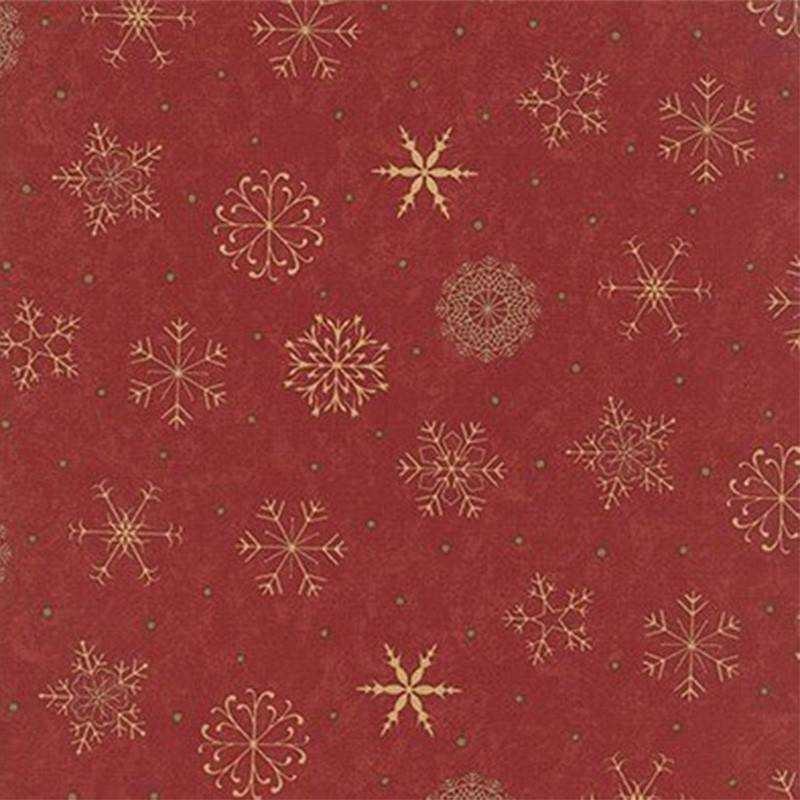 Tessuto Natale - Delightful December Snowflake 17873 11 - 1