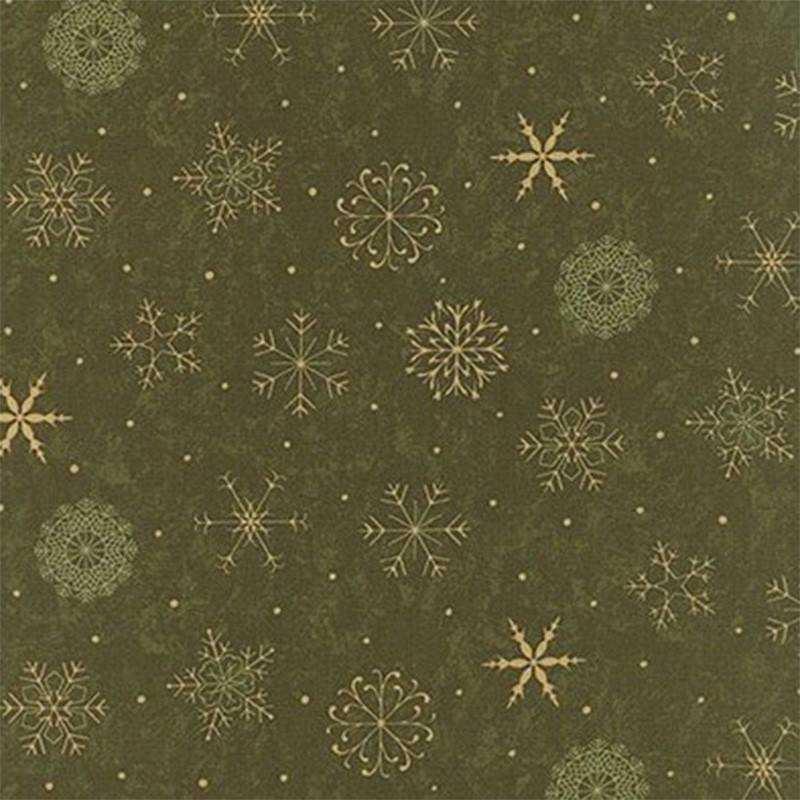 Tessuto Natale - Delightful December...