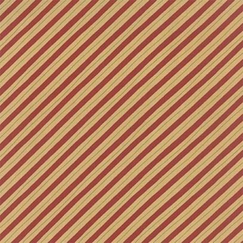 Tessuto Natale - Delightful December Berry Eggnog 17878 11 - 1