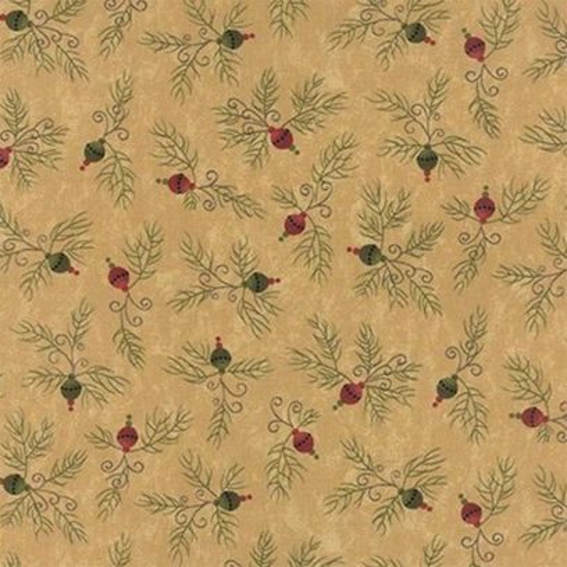 Tessuto Natale - Delightful December Eggnog Decoration 17879 13 - 1