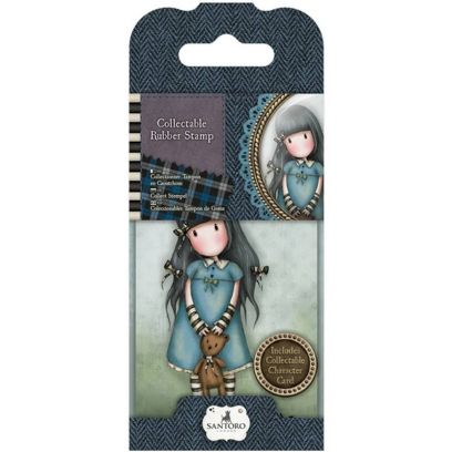 Mini Timbro Gorjuss - Forget Me Not - 1