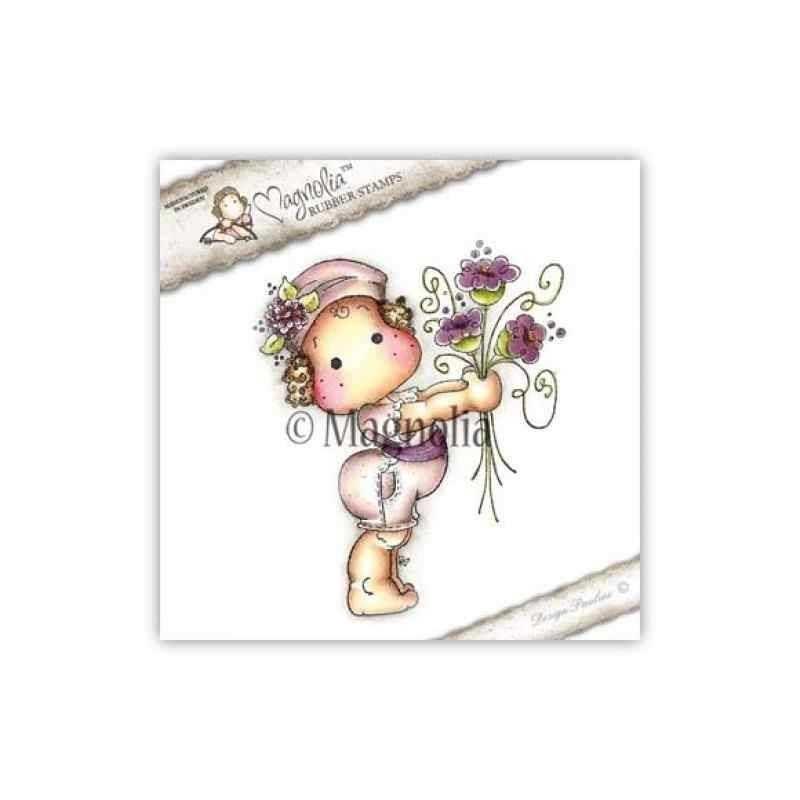 Timbro Magnolia - Tilda Bringing Flowers - 1