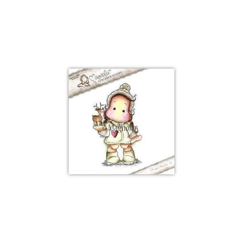 Timbro Tilda - Tilda with Little Rudolf - 1