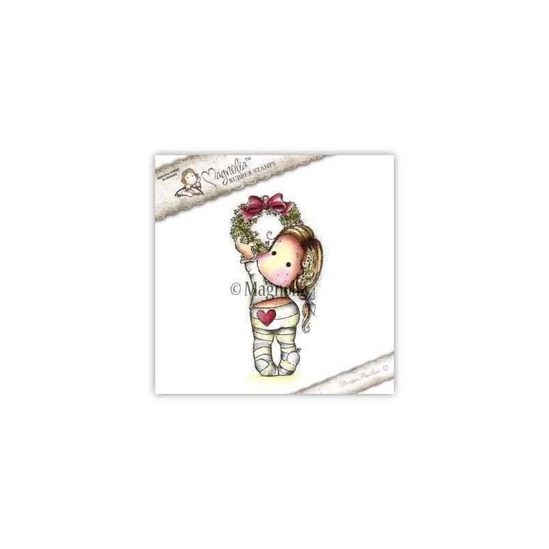 Timbro Magnolia - Holly Wreath Tilda - 1