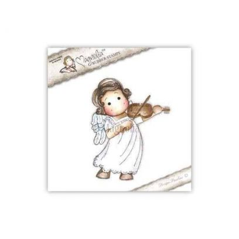 Timbro Magnolia - Tilda with Violin - 1