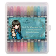 Colori Acquerellabili Gorjuss - Watercolour Dual-tip Gor851101 - 1