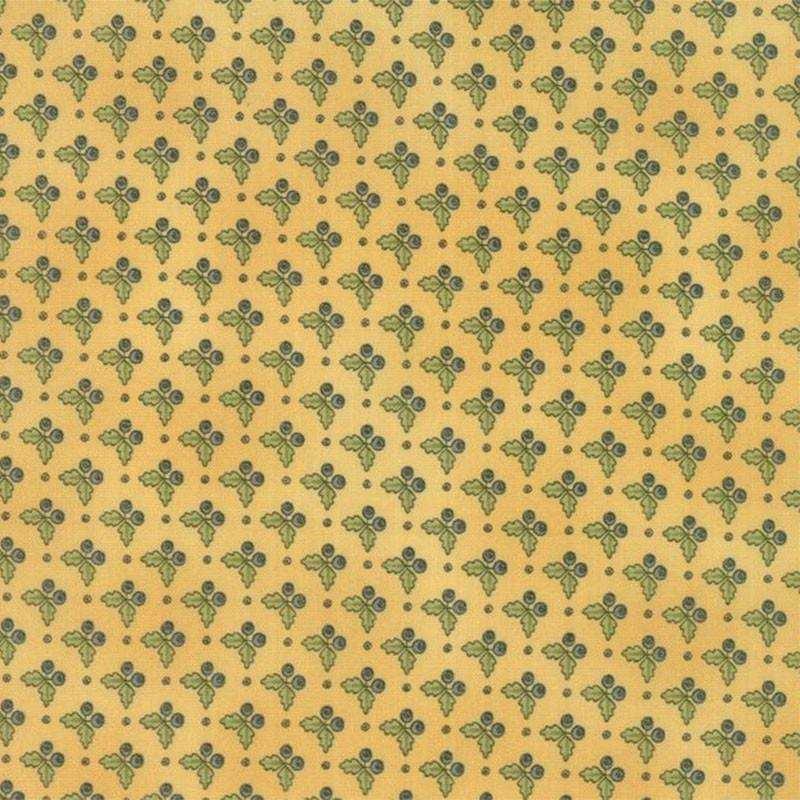 Tessuto Shabby – Garden Note 6092 13 - 1