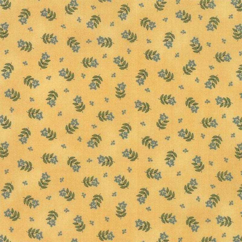 Tessuto Shabby – Garden Note 6094 13 - 1