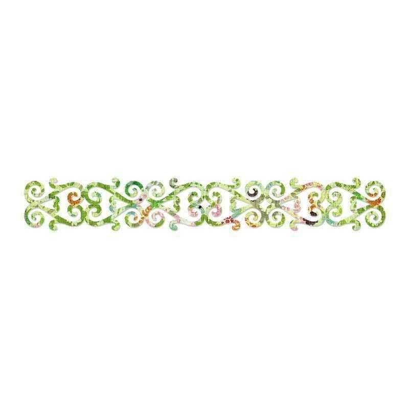 Fustella Bordo Cuori - Sizzlits Decorative Hearts - 1
