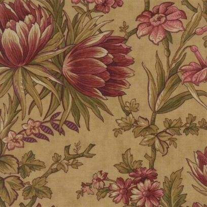 Tessuto Country – Coral Bells 2190 15 - 1