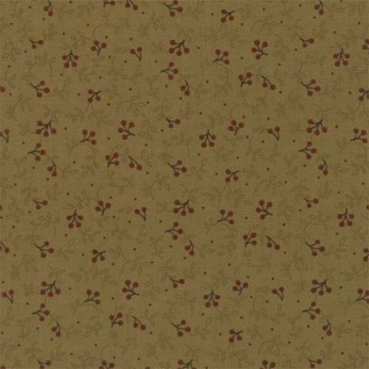 Tessuto Country – Coral Bells 2194 15 - 1