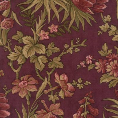 Tessuto Country – Coral Bells 2190 16 - 1