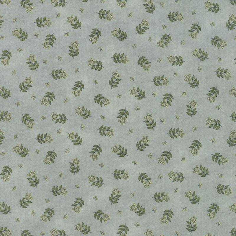 Tessuto Shabby – Garden Note 6094 11 - 1