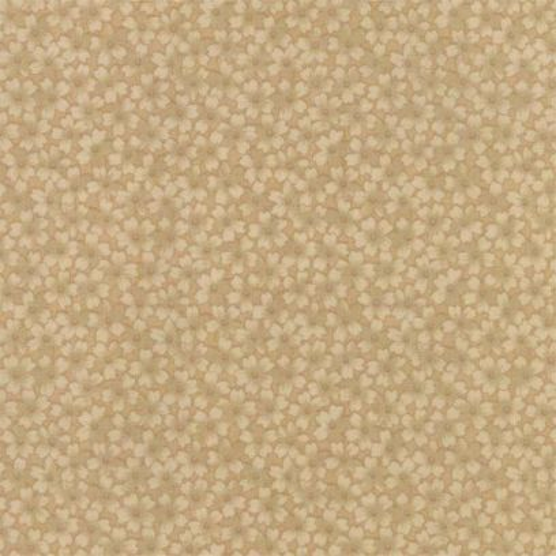 Tessuto per Retro Quilt - Back Quilt Thistle Farm Sand 11123 11 - 1