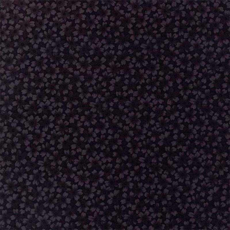 Tessuto per Retro Quilt - Back Quilt Thistle Farm Black 11123 19 - 1
