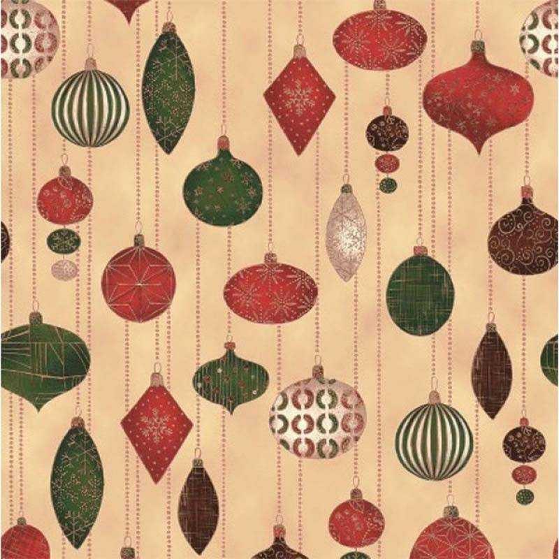 Tessuto Natale – Glimmer 4592 200 - 1
