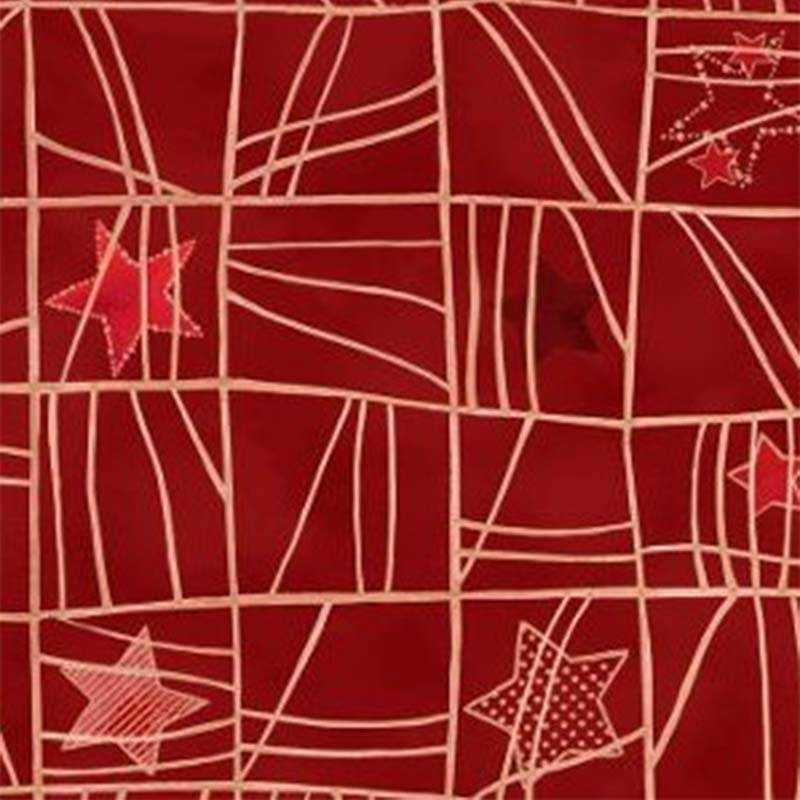 Tessuto Natale – Glimmer 4592 401 - 1