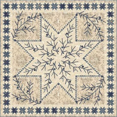 Pattern guida per Patchwork - Shining Star Laundry Basket Quilts - 1