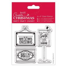 Docrafts - Timbri Natale – Christmas Signs - 1