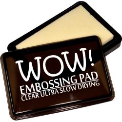 Tampone di inchiostro trasparente WOW! - Embossing Pad - 1
