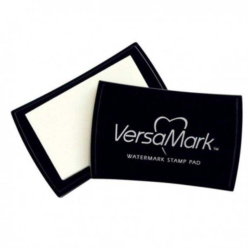 Cuscinetto VersaMark ad inchiostro trasparente - 1