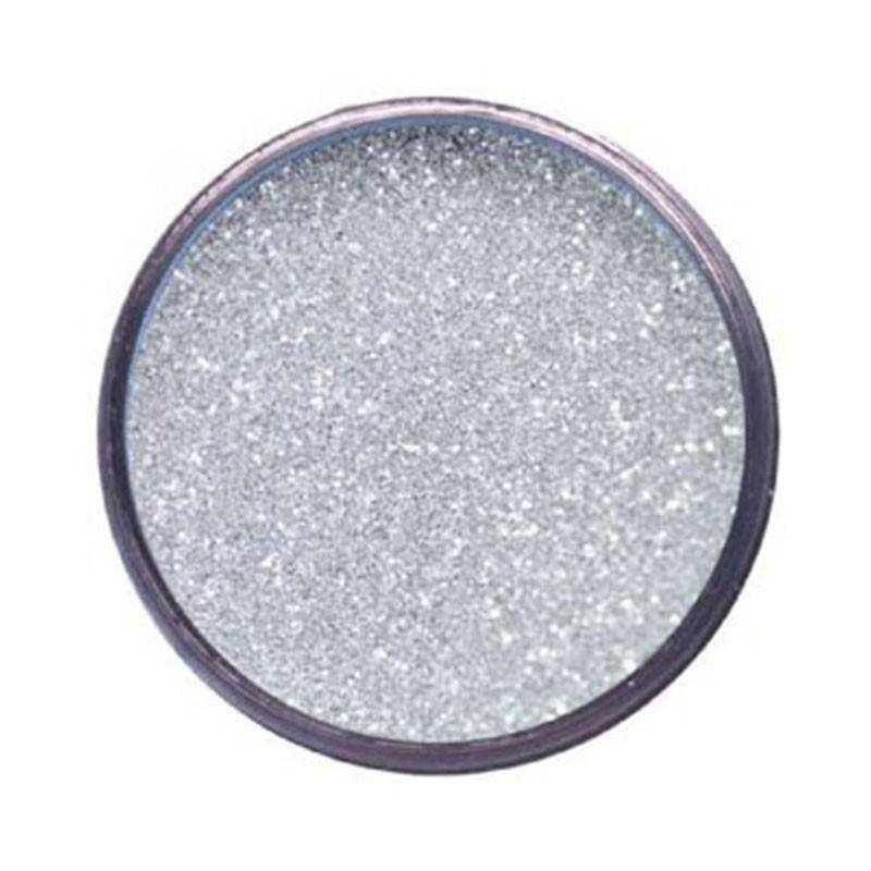 Polvere da Embossing WOW! -  Glitter Color Silver Sparkle - 1