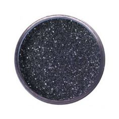 Polvere da Embossing WOW! -  Glitter Color Black Glint - 1