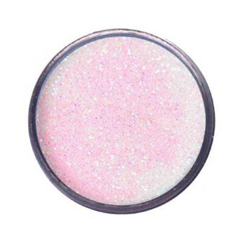 Polvere da Embossing WOW! -  Glitter Color Pink Sherbert - 1