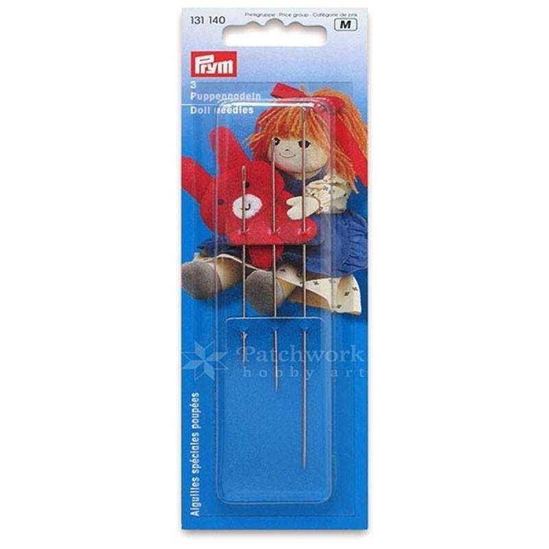 Set di aghi per bambole Prym - 1
