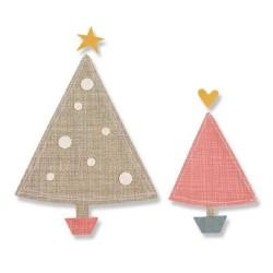 Fustella Albero di Natale...