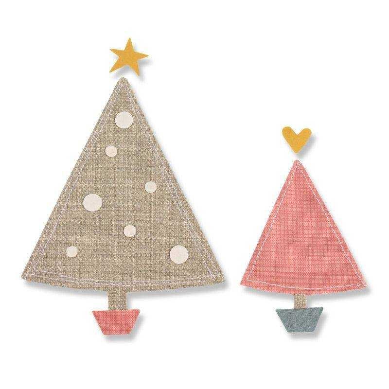 Fustella Albero di Natale – Bigz Oh Christmas Tree - 1