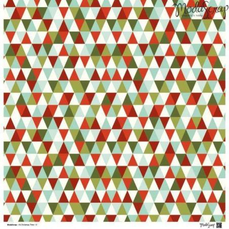 "Carte Moda Scrap 12""x12"" – It's Christmas Time - 12"