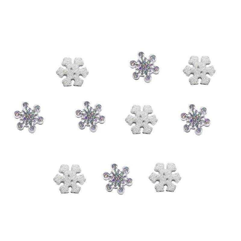 Bottoncini Decorativi - Dress It Up - Sparkle Flakes - 1