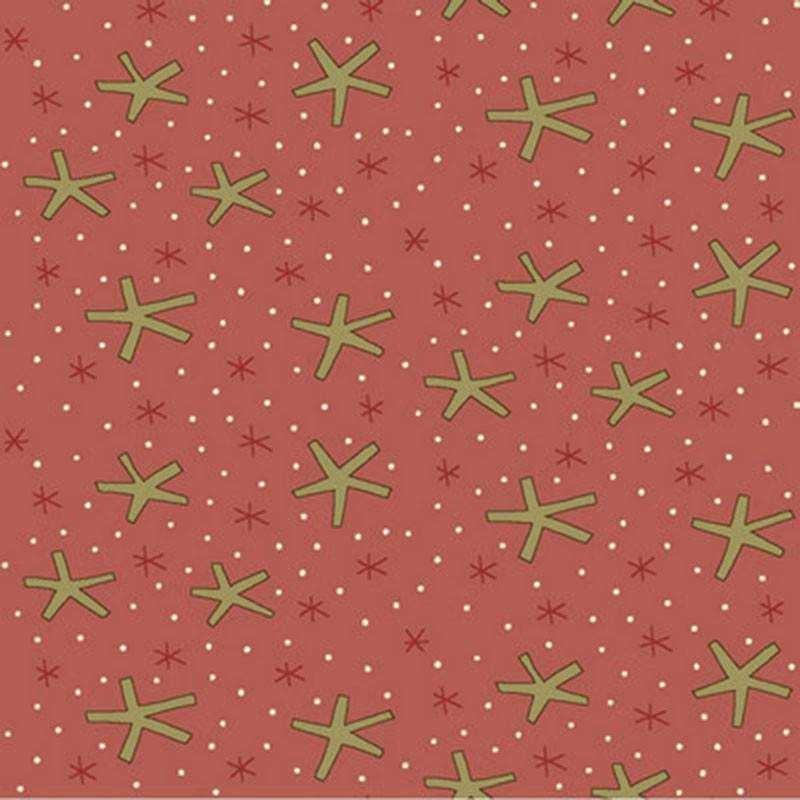 "Tessuto Natale ""Celebrating Xmas"" - 4790-396 - 1"