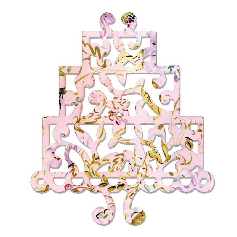 Fustella Torta - Thinlits Cake Three Tier